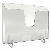 Expositor Acrimet Classic Horizontal Cristal 862.1