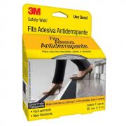 Fita Adesiva Antiderrapante 3M Safety Walk 50mmx5m Transparente