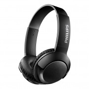 Headphone Philips Bass Shb3075bk S/Fio Preto