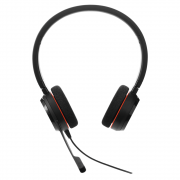 Headset Evolve 20 UC Duo USB Jabra 4999-829-209