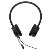 Headset Evolve 20 UC Duo USB Jabra