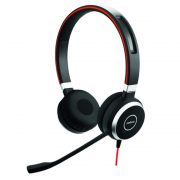 Headset Evolve 40 UC Duo USB Jabra