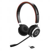 Headset Evolve 65 MS Duo Wireless Jabra