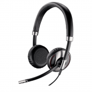 HEADSET PLANTRONICS BLACKWIRE C520 M USB STEREO