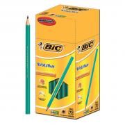 Lápis Nº2 Preto Sextavado Evolution Caixa com 72 unidades Bic