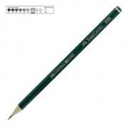 Lápis Técnico Faber Castell Preto Regent 9000-HB