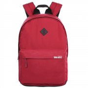 Mochila Juvenil Travel Max MB-6600V Vermelha Color Bolt