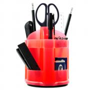 Organizador de Mesa Acrimet Mini-Office Vermelho 870.4
