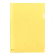 Pasta L Ofício Amarela 10 Unidades Dac