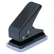 Perfurador Mini CIS 1 Furo 10 Folhas 101 Preto