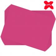 Placa E.V.A Liso 60x40cm Pink 10un Make+