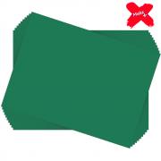 Placa E.V.A Liso 60x40cm Verde Escuro 10un Make+