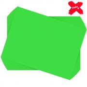 Placa E.V.A Liso 60x40cm Verde Grama 10un Make+
