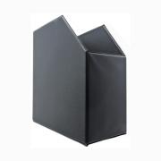 Porta Revistas PVC Lions 260x350x100mm Preto 6105