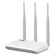 Roteador Maxlink Wireless 300 3A 300MBPS 6827-3 Maxprint