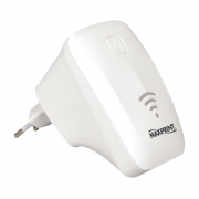 Roteador/Repetidor de Sinal Wi-Fi Maxprint MaxLink 300B Branco 6829-2
