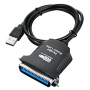 CABO CONVERSOR USB P/SAÍDA PARALELA LTP IMPRESSORA C/1M