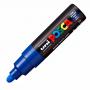 Caneta Uni Posca Ponta 4.5 5.5mm PC-7M Azul