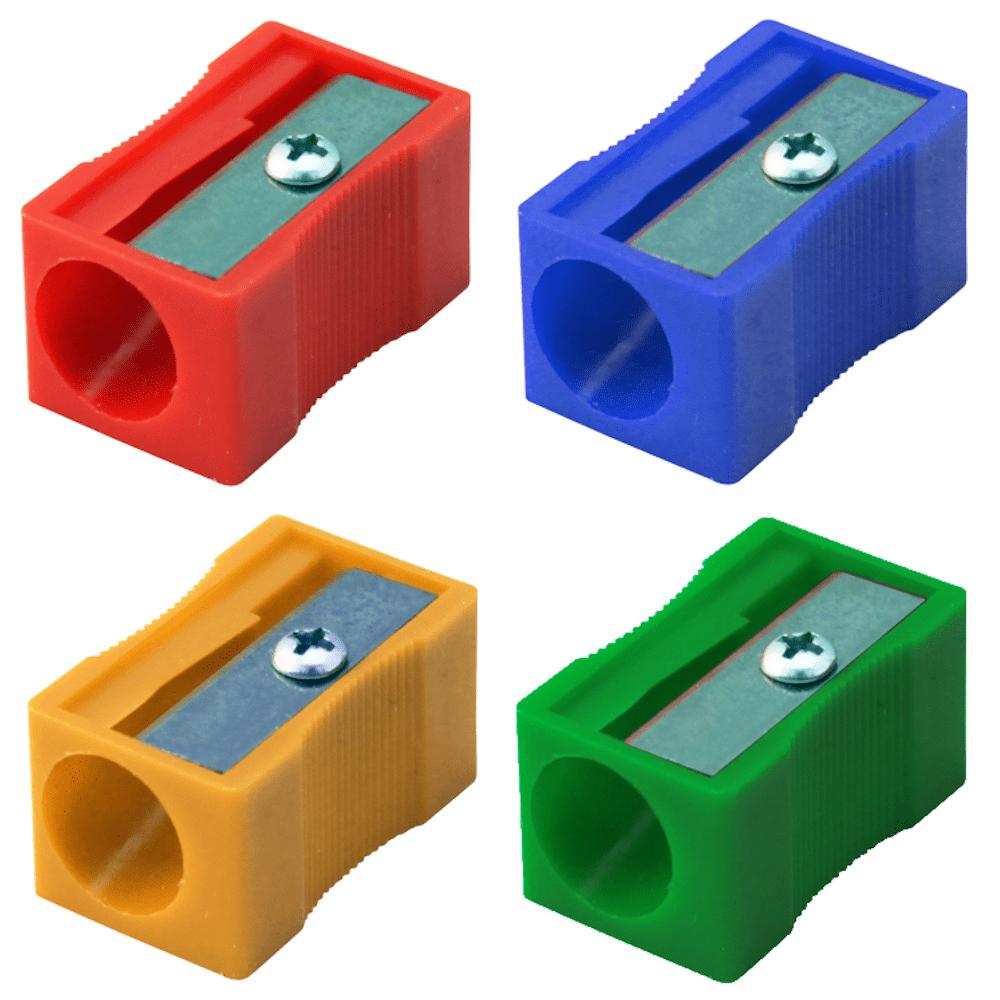 Apontador CIS-230 Simples Jumbo Cores Sortidas