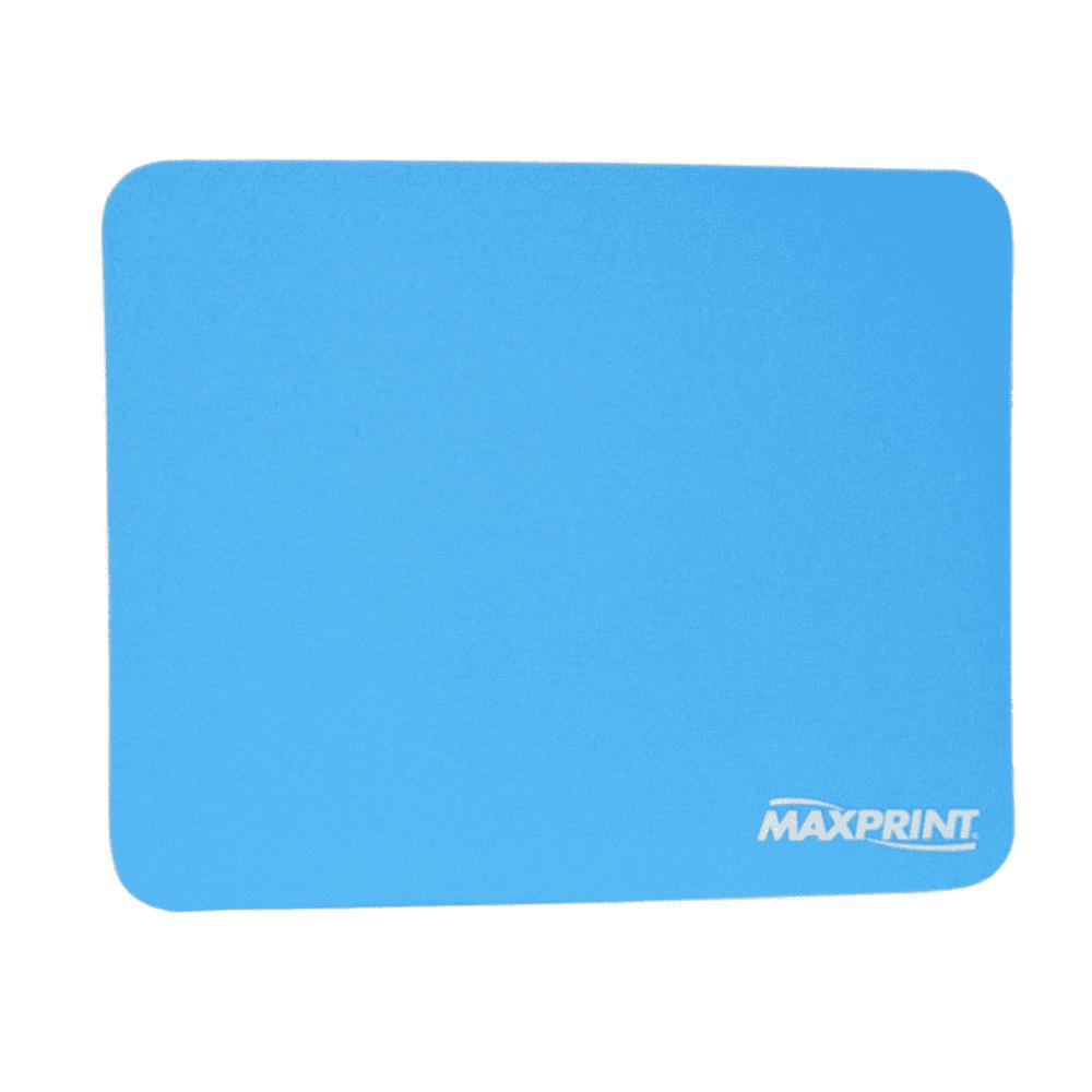Base para Mouse Maxprint Liso Azul 60355-0