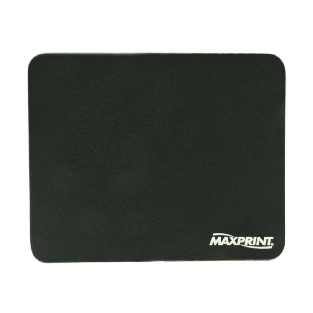 Base para Mouse Maxprint Liso Preto 60357-9