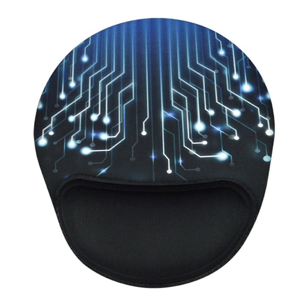 Base P/Mouse Reliza C/Apoio Punho Confort Hitech