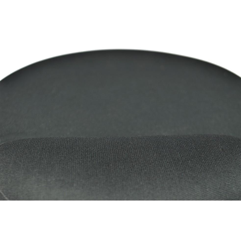 Base Mouse Apoio Punho Confort Preto OF2822 Reliza