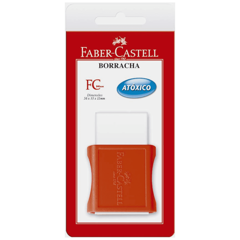 Borracha Plástica TK Grande Blister Faber Castell