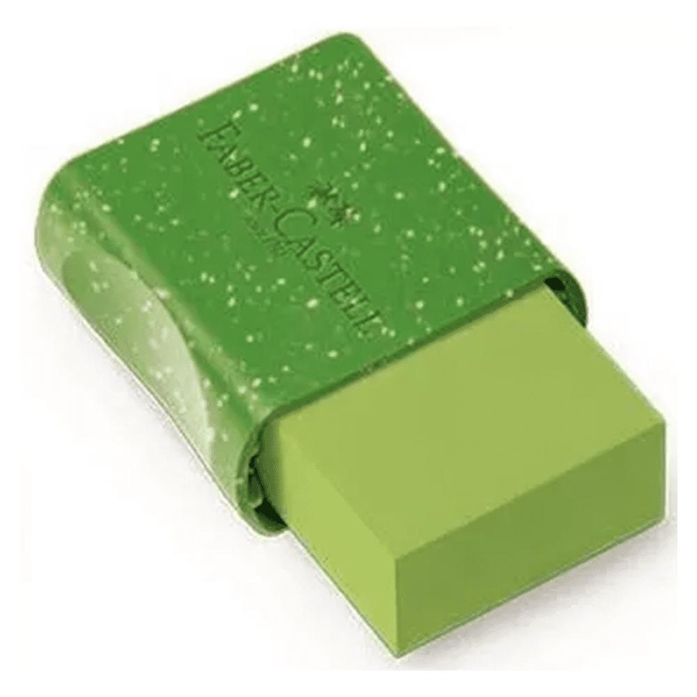 Borracha Plástica TK Pequena Glitz Faber Castell