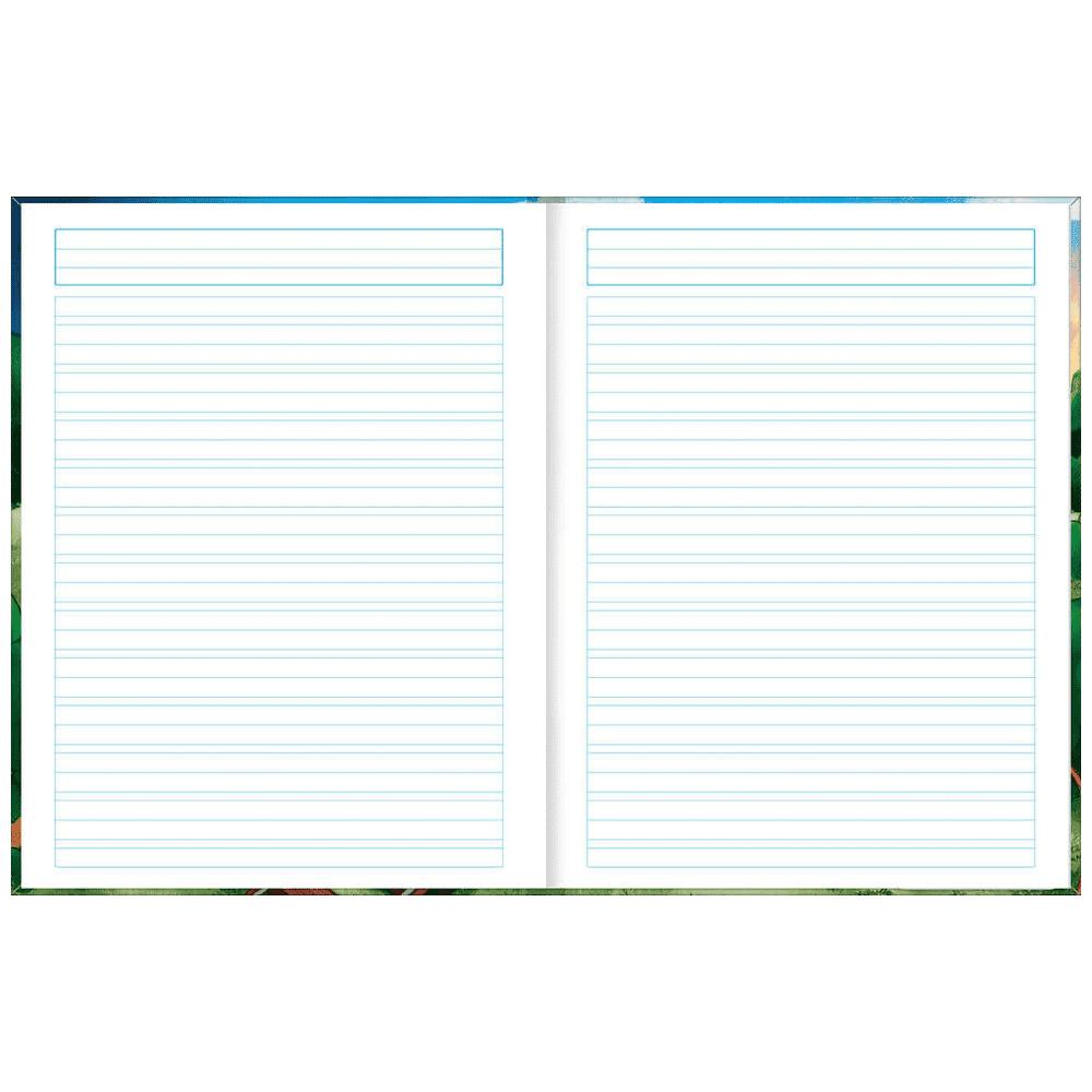 Caderno Caligrafia Tilibra Brochura Capa Dura 40 Folhas Académie Kids