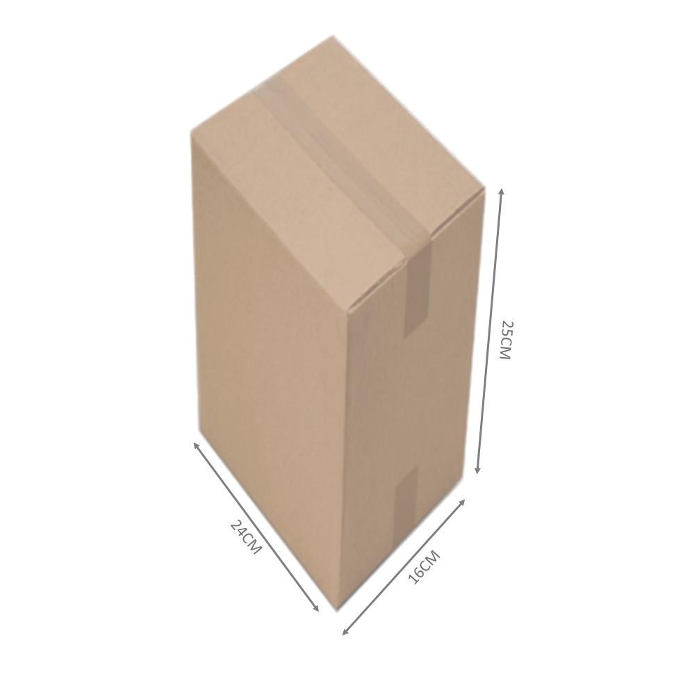 Caixa De Papelão C24cm X L16cm X A25cm C/25unds