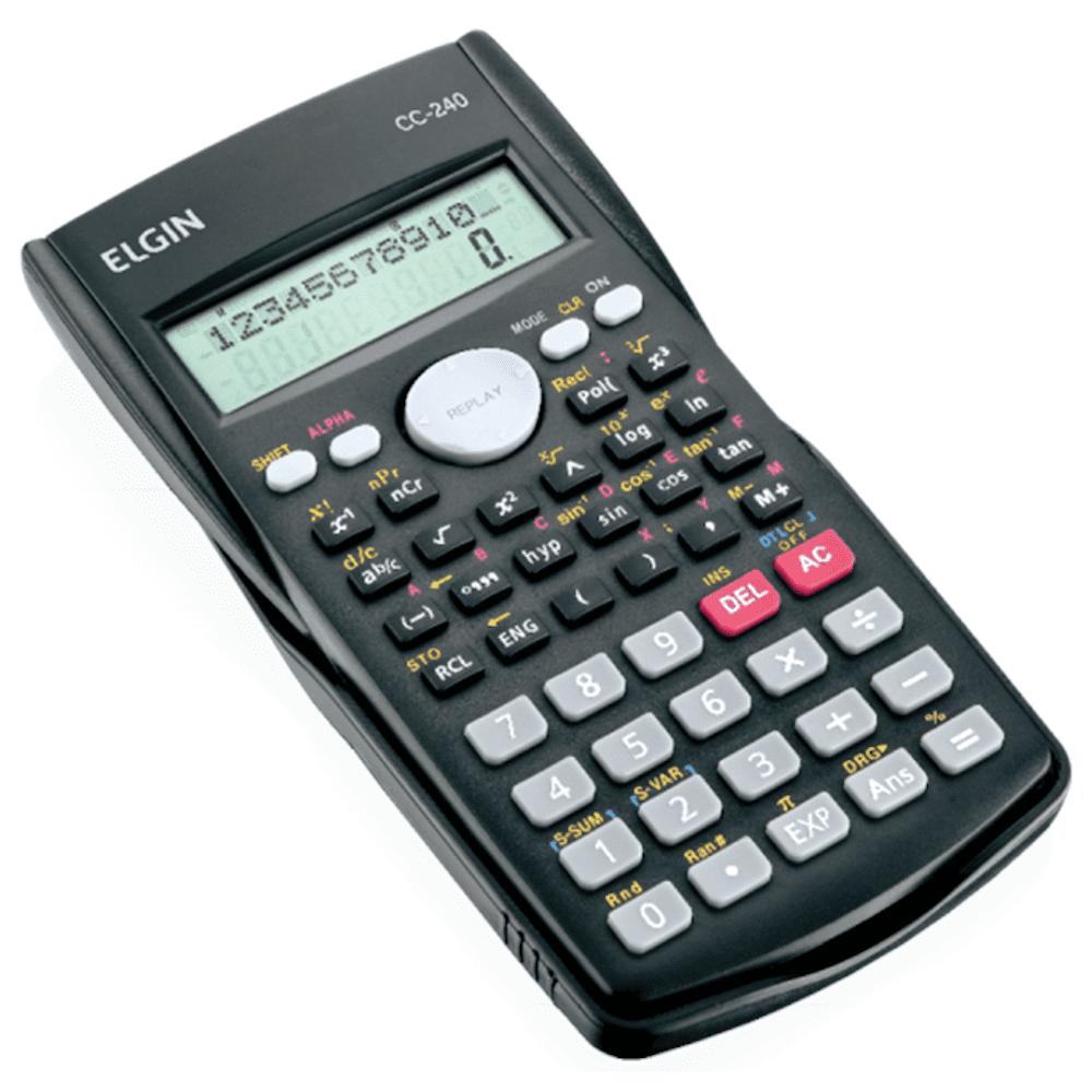 Calculadora Científica Elgin CC240