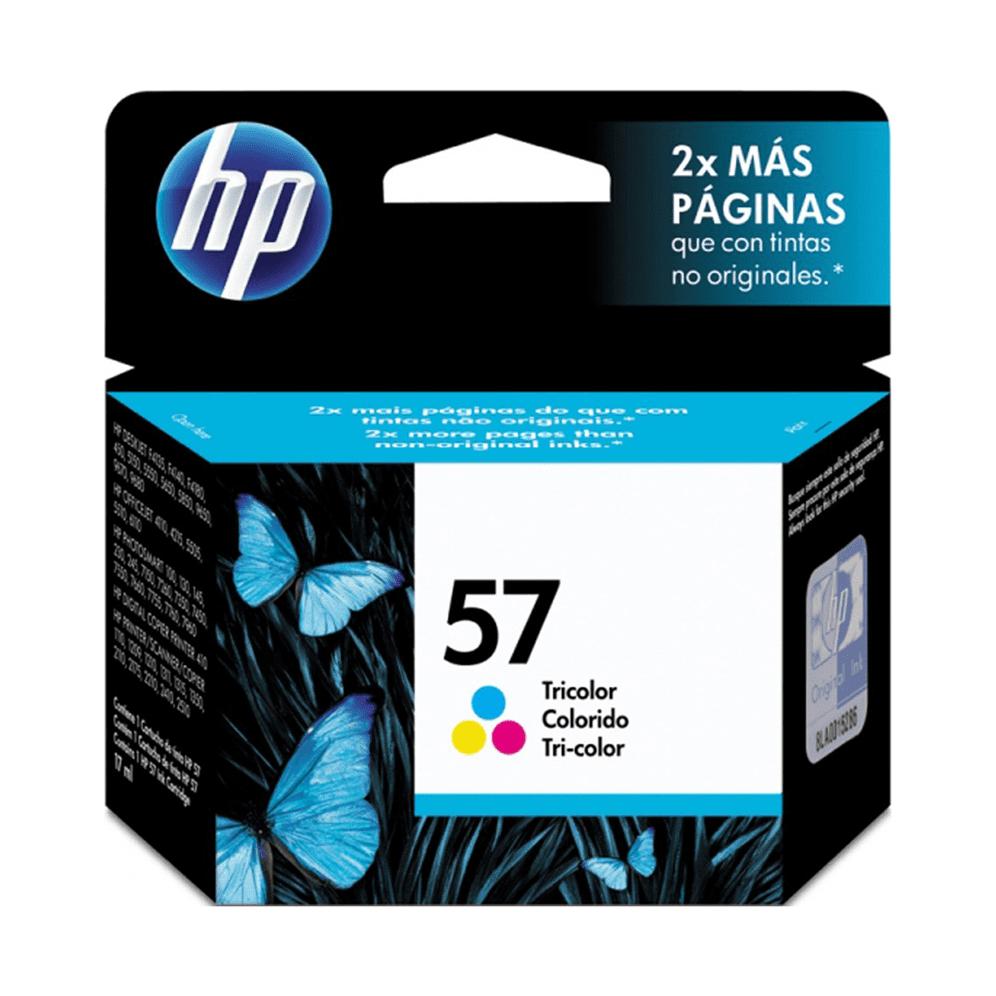 Cartucho HP 57 C6657AB colorido