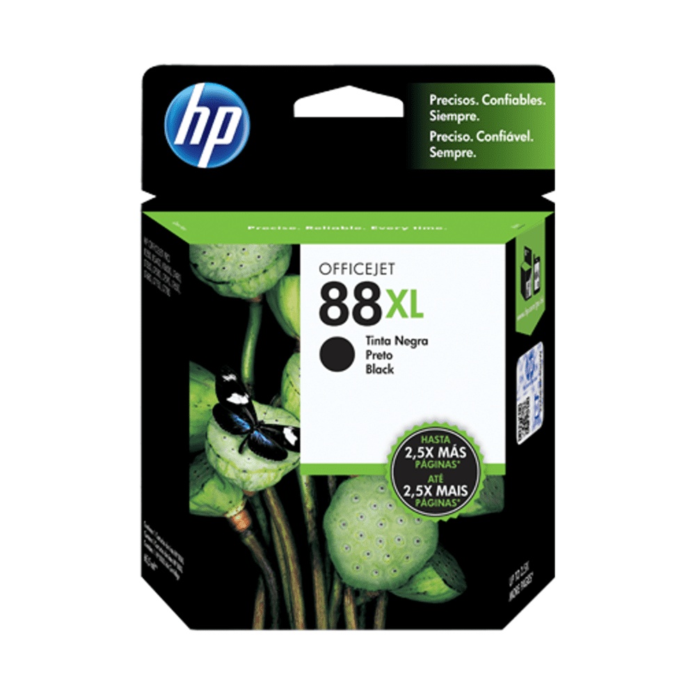 Cartucho HP 88XL C9396AL preto