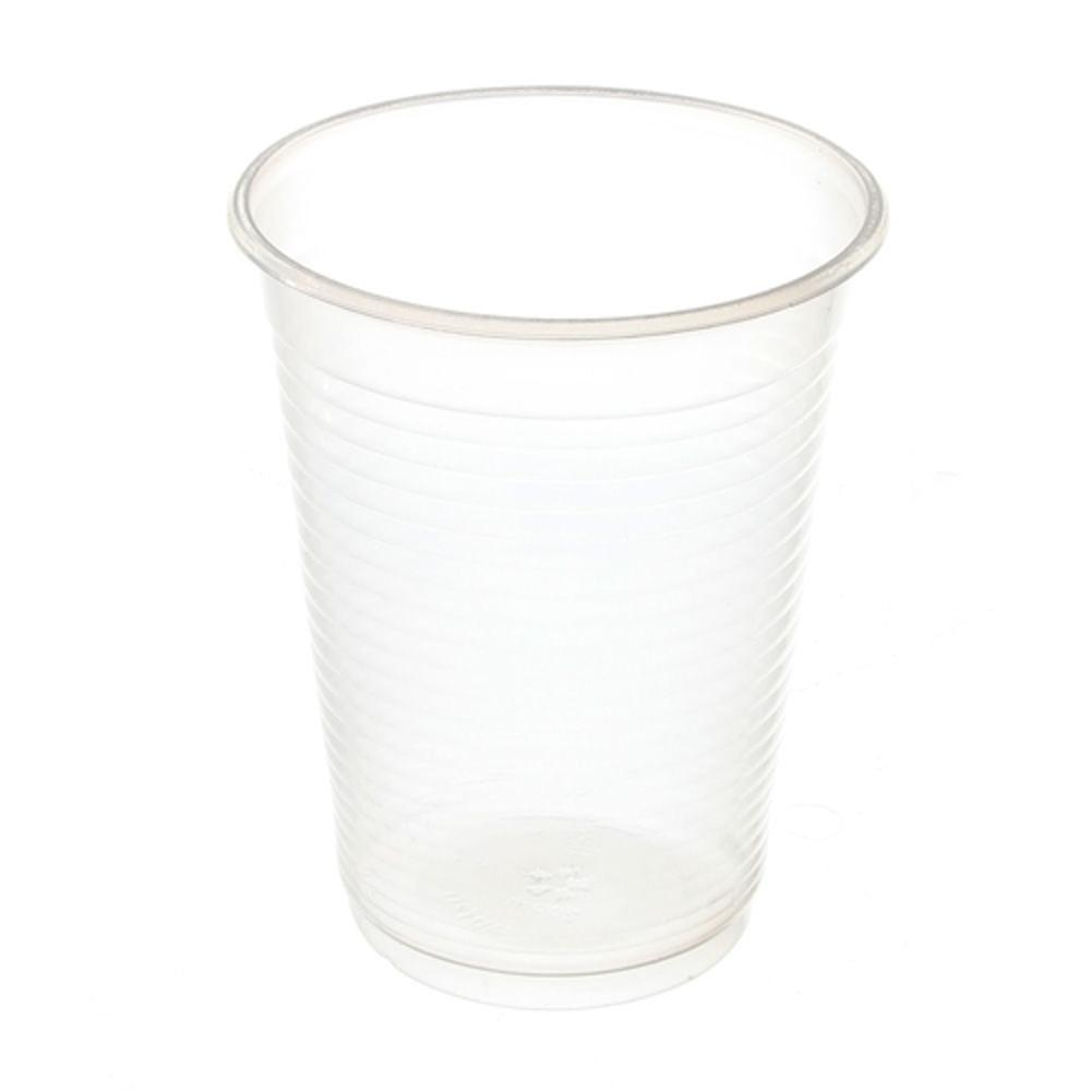 Copo Plástico Descartável 200ml Altacoppo 2500un Transparente