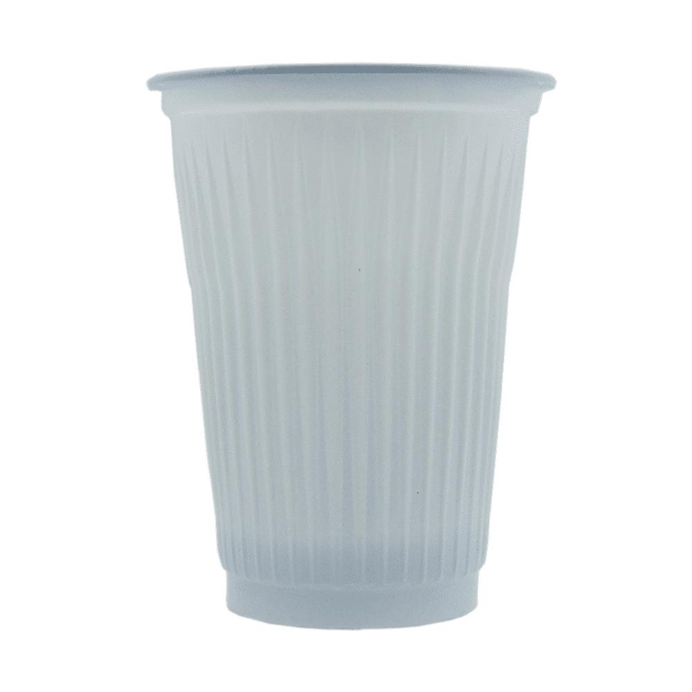 Copo Plástico Descartável 80ml Altacoppo 100un Branco