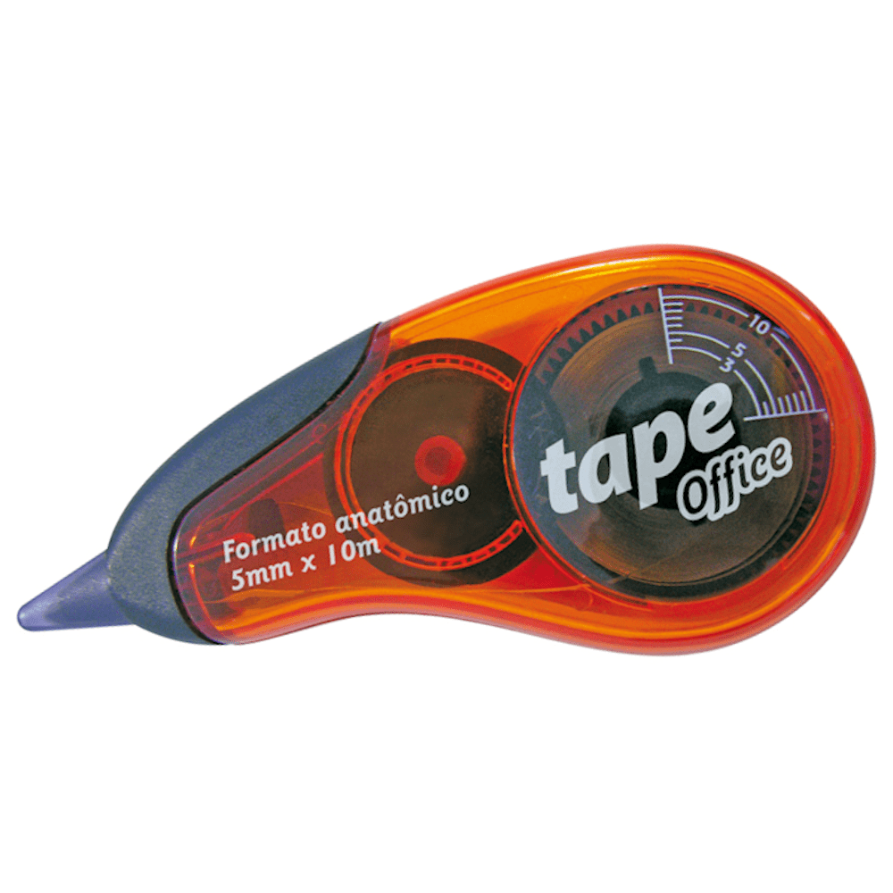 Corretivo Fita CIS 5,0mmx10m Tape Office