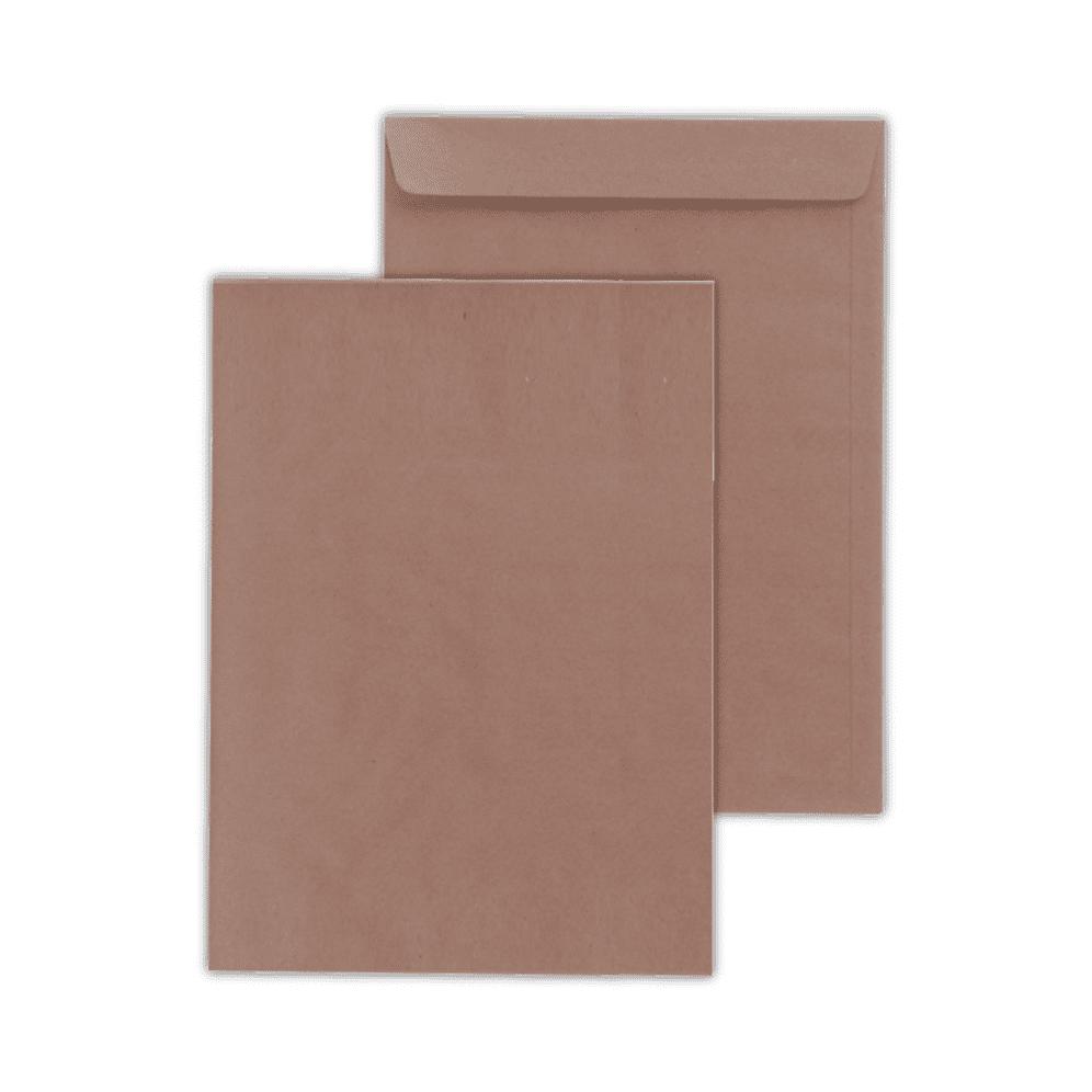 Envelope Saco 110x170mm Kraft 80g c/250un SKN 017 Scrity