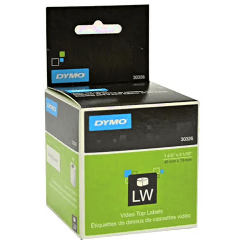 Etiqueta Dymo 30326 Impressora Térmica 46x79mm Rolo 150 Etiquetas