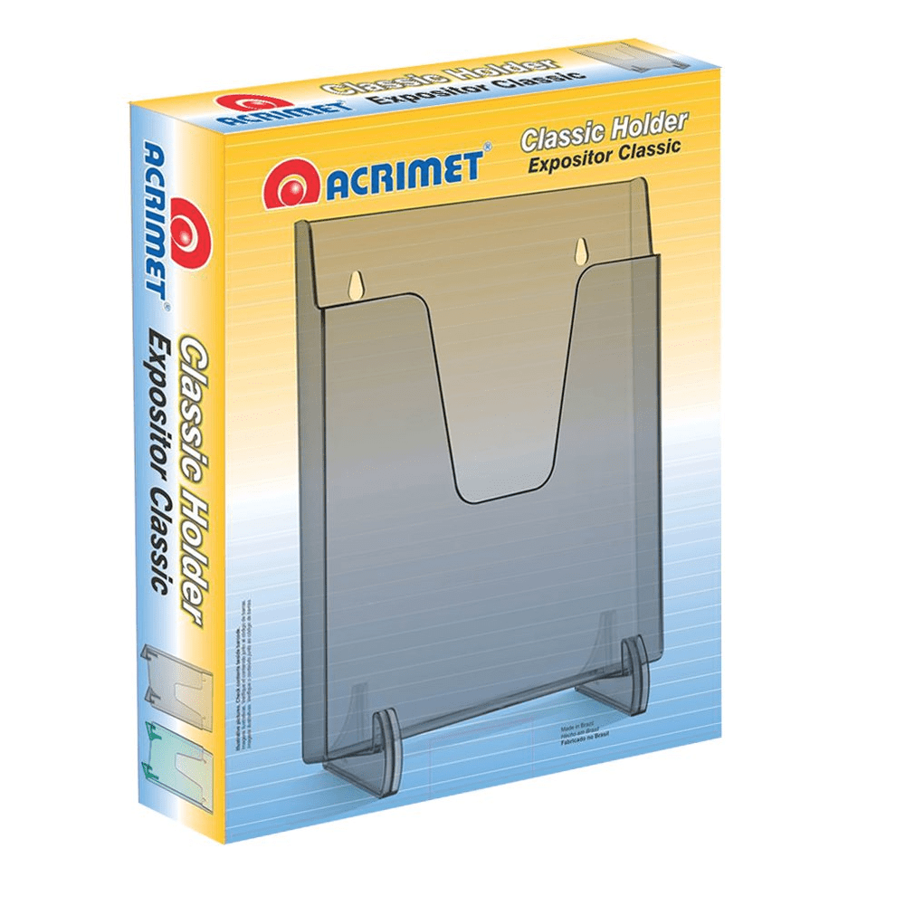 Expositor Acrimet Classic Vertical Fumê 863.1