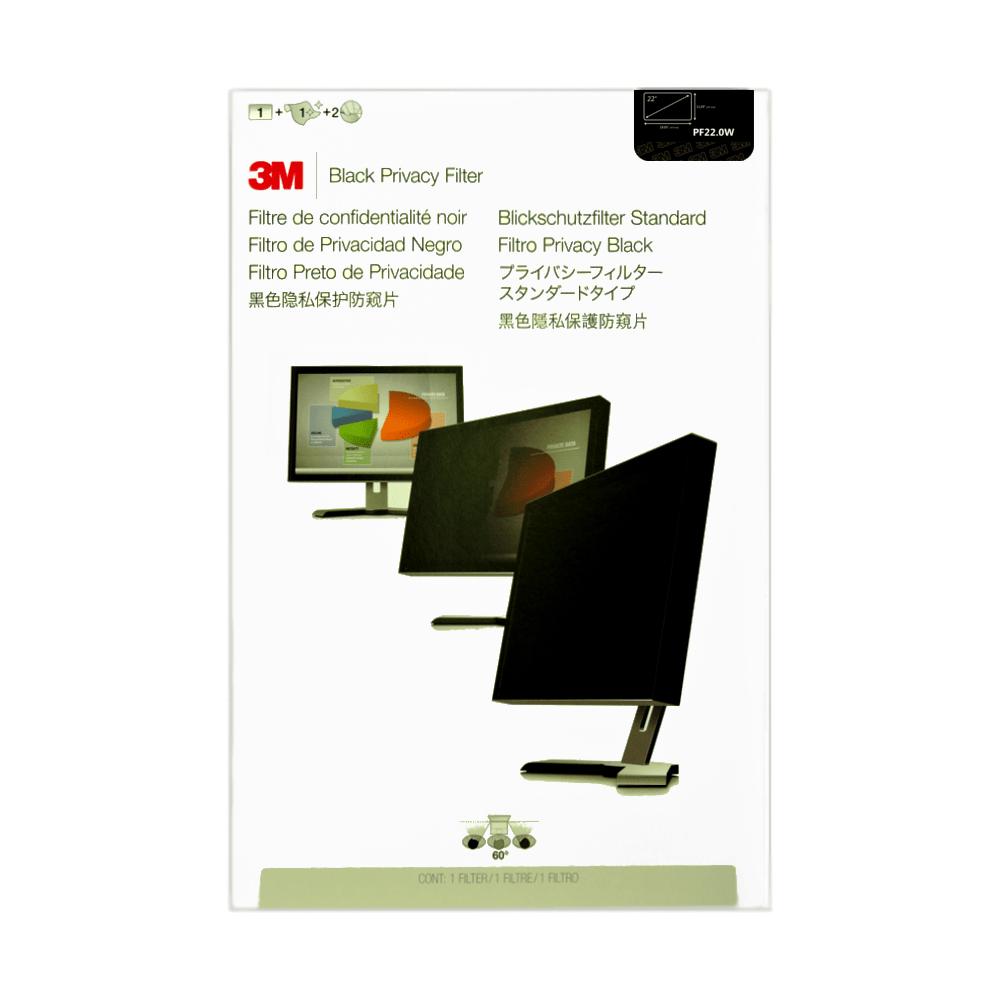 Filtro de Privacidade Notebook PF22.0W 3M