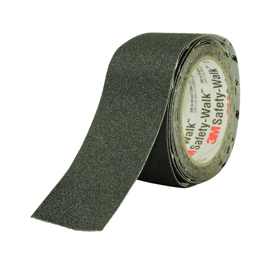 Fita Adesiva Antiderrapante 3M Safety Walk 50mmx5m Preto