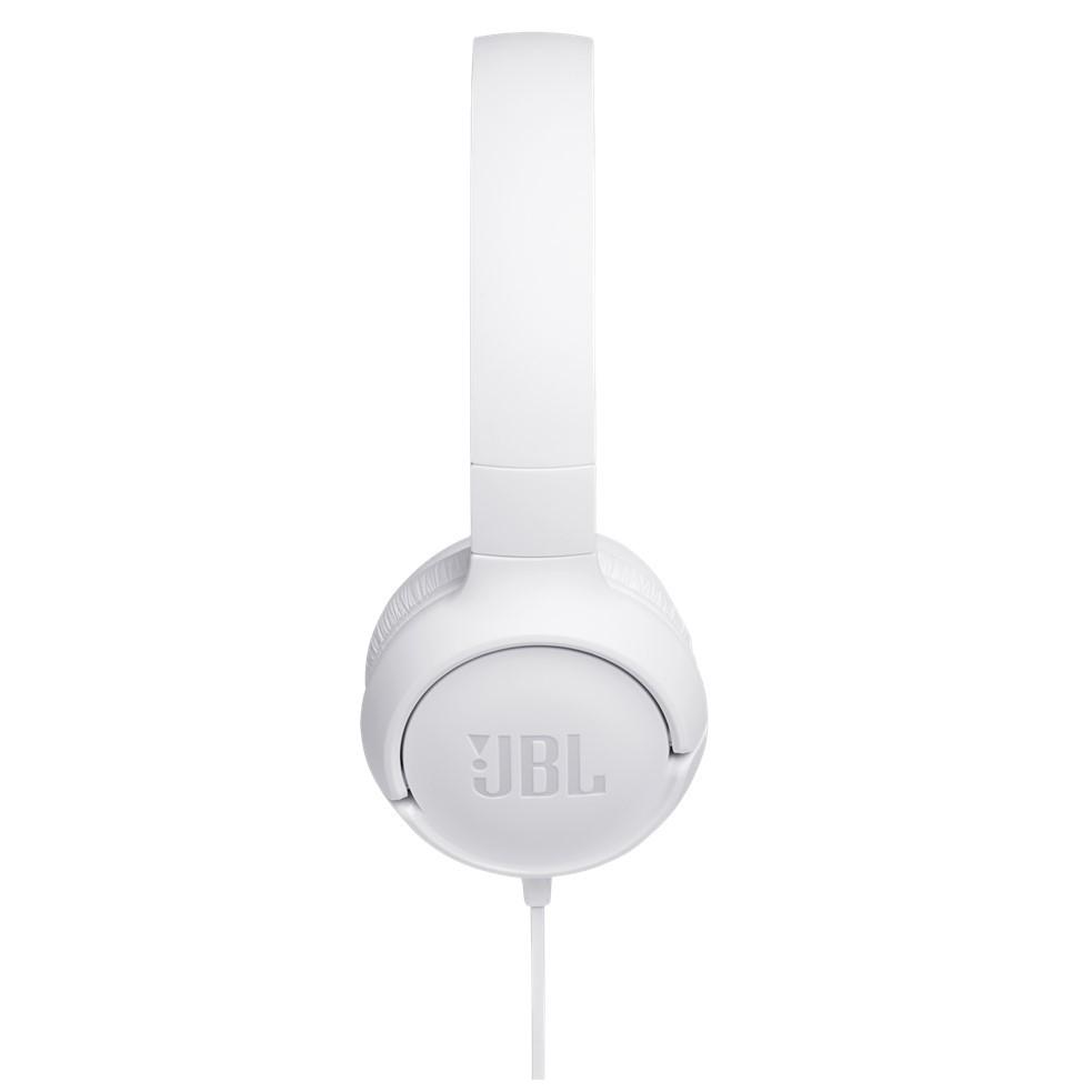 Headphone JBL Tune 500 Fio Branco