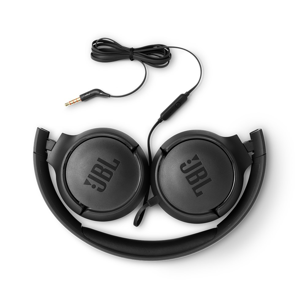 Headphone JBL Tune 500 Fio Preto