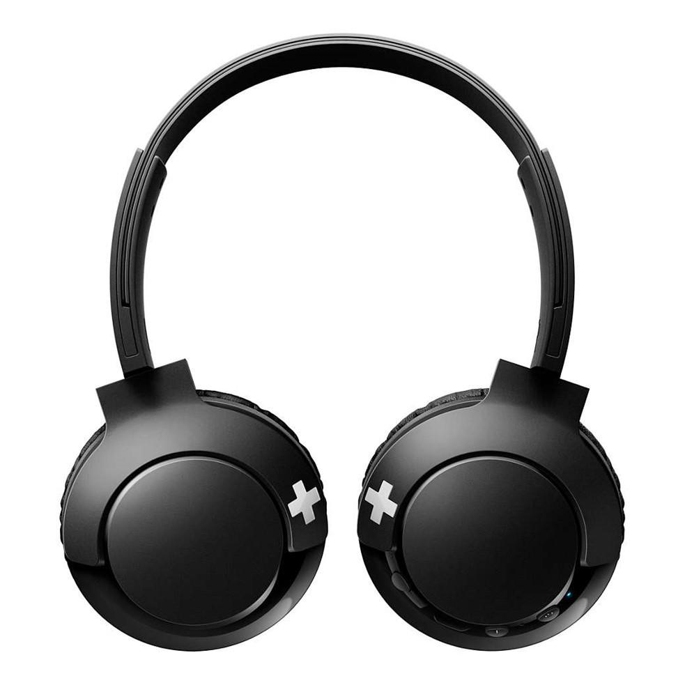 Headphone Philips Bass Shb3075bk S/Fio Preto