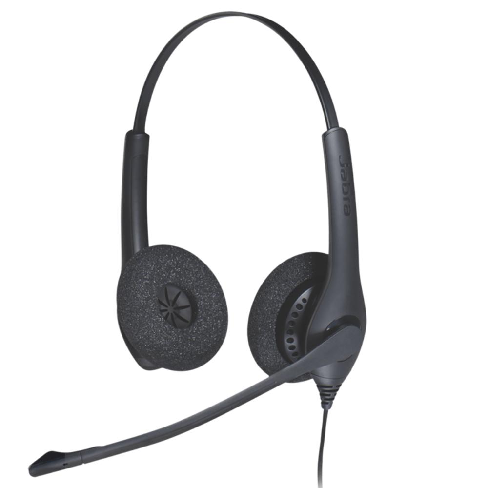 Headset Biz 1500 NC Duo USB Jabra 1559-0159
