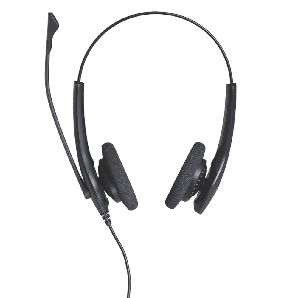 Headset Biz 1500 NC Duo USB Jabra 1559-0159