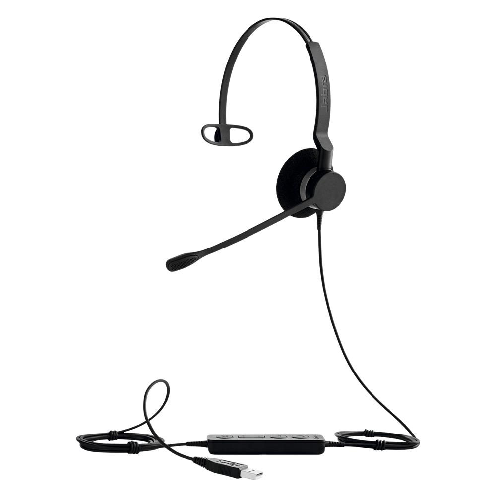 Headset Biz 2300 UC Mono USB Jabra 2393-829-109