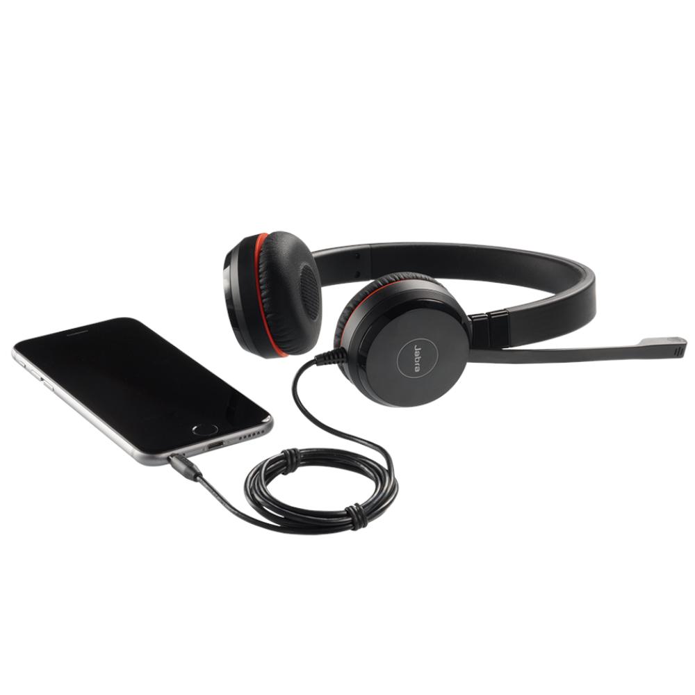Headset Evolve 30 II MS Duo USB Jabra 5399-823-309