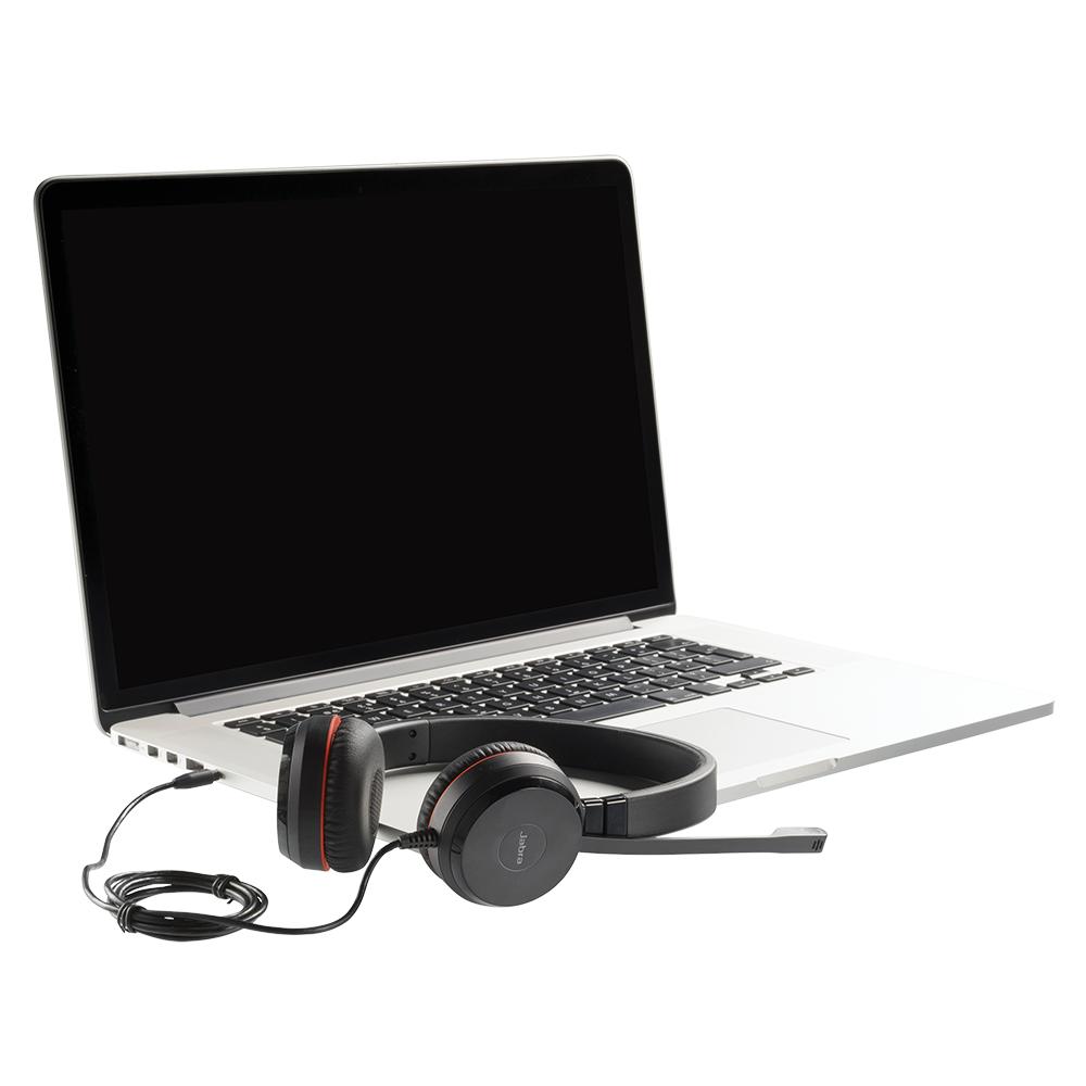 HEADSET JABRA EVOLVE 30 II UC DUO USB 5399-829-309